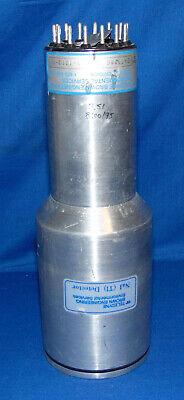 Teledyne 3 X 3 Nai Tl Gamma Scintillation Detector S-1212-1