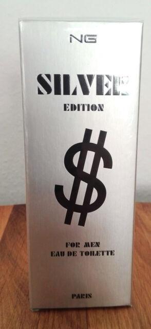 Silver Edition Parfüm Herren EdT 100 ml  - NG