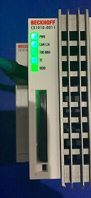Beckhoff Cx1010-0011 Cx1010-n000 Cx1010 Basic Cpu Module