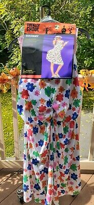 NWT TOTALLY GOUL WOMENS 'GRANNY' HALLOWEEN COSTUME ONE SIZE
