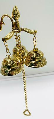Three-piece Wall Hanging Bell  - BB3P