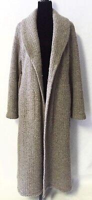 Vintage, HILARY RADLEY, Wool-Alpaca Overcoat, French Canadian, (Women's Size 8)