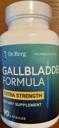 Dr Berg Gallbladder Formula 90 Capsules
