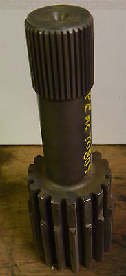 Sun Gear Shaft 70267123 For Allis Chalmers 7050 7060 8550