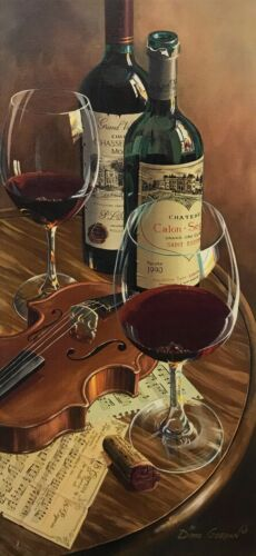 "Dima Gorban ""calon Segur"" Wine 
