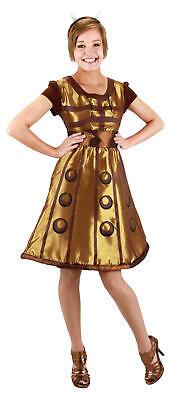 Doctor Who Dalek Womens Dress - Dalek Dress
