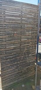 Wooden outdoor table (no chairs) $70