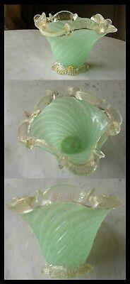 Petit vase en verre de Venise