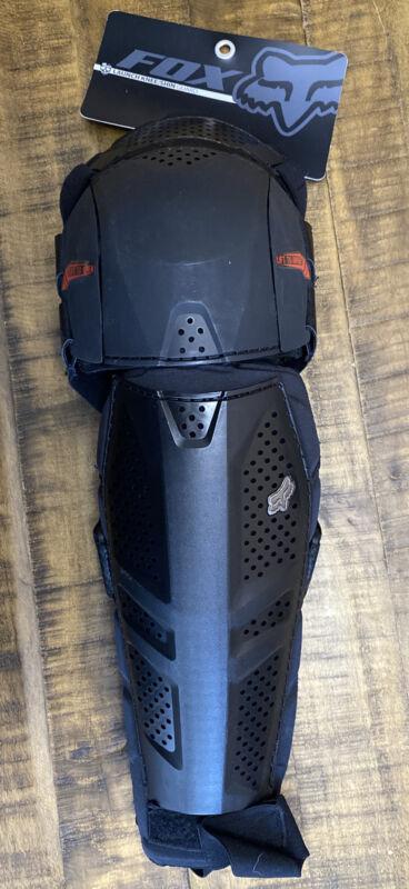 Fox Launch knee/shin Guard Mountain bike NEW Retail $69.95