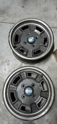 Cerchi in lega_alluminium rims_alluminium felgen Mini Turbo De Tomaso