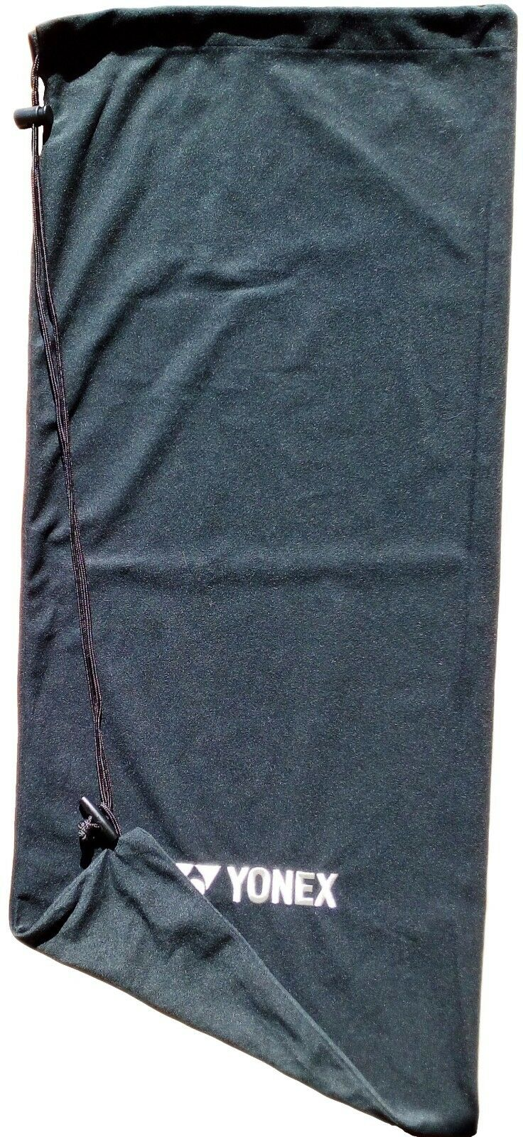 YONEX original tennis racket fabric bag, black , size 31 x 13.5inch (79 x 34cm)