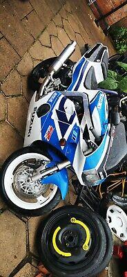 Suzuki GSXR400 Gk76a SP2, Low Mileage, 6 Pot Brakes Rgv250 Swingarm