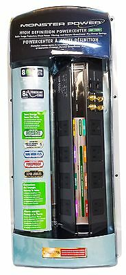 Monster Cable MP HDP 950G+ GreenPower Surge Protector - 8 Outlet - 3240 Joules