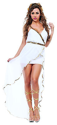 Sexy Adult Halloween Starline Women's Aphrodite Greek Goddess of Love Costume