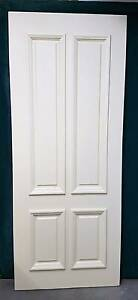 Door Corinthian Solid 4 Panel Feature Entrance Cranbourne Casey Area Preview