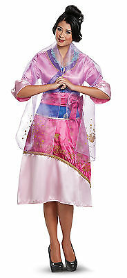 Adult Mulan Costume Disney Princess 21425 (Mulan Kostüme)