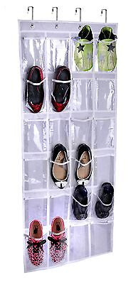 #1 Best Quality Lebogner Over The Door Hanging Shoe Storage Organizer.