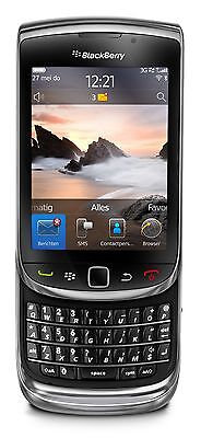 New Blackberry Torch 9800 Unlocked GSM OS 6.0 QWERTY SmartPhone - Black