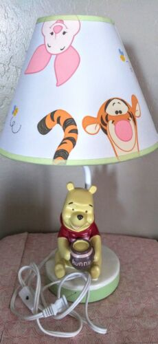 Disney Winnie the Pooh and Honey Pot Table Lamp Shade