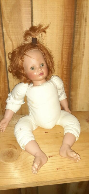"""HAUNTED DOLL...VERY ACTIVE. DEATHBED CONFESSION- """"...IT WALKED OUT OF THE ROOM."""""""