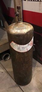Acetylene b tank