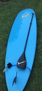 ATX STAND UP PADDLE BOARD & PADDLE Bateau Bay Wyong Area Preview
