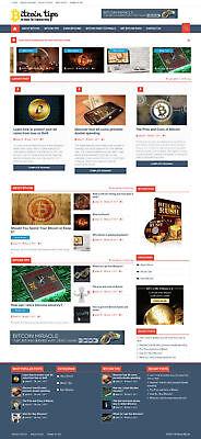 Established Btc Turnkey Website Business For Sale Bonus