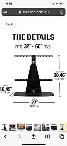 Sanus TV Premium Stand 32-60