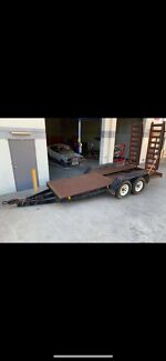 Mobile Plant Trailer Newcastle Newcastle Area Preview