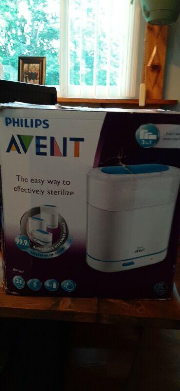 Philips Avent SCF284/05 3-in-1 Electric Steam Sterilizer