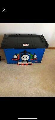 Little Tikes Thomas The Train & Friends Toy Box Chest Rare ()