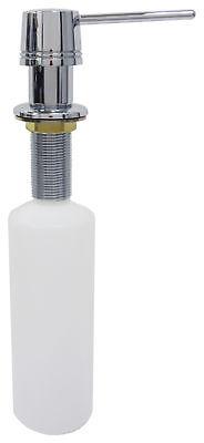 LDR 501 6520CP Soap Dispenser Deluxe Chrome
