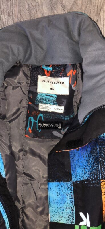quiksilver snowboard pants And Jacket Medium (10)