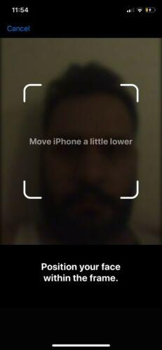 iPhone X/XR/XS/XS Max No Focus Face ID/Dot Projector Repair Service