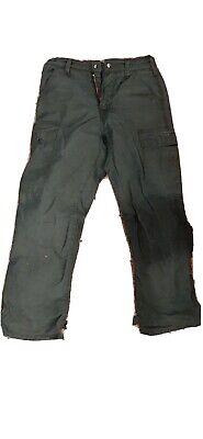 Sizes 30 32 Crewboss Classic Brush Pant Advance Fire Wildland Green Tactical