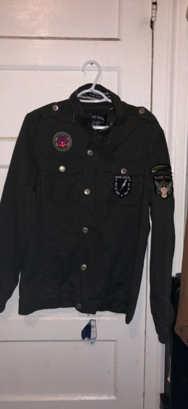 Hard Rock Army Jacket