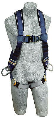 Dbi Sala 1108602 Exofit Technology Vest Style Harness With 4 D-ringsl