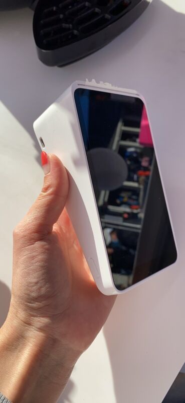 Square Pos TERMINAL + 17 Receipt Paper Rolls