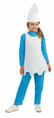 The Smurfs - Smurfette - Child Costume - Kids Smurfette Costume