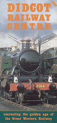 (91802) Didcot Railway Centre 2003 Brochure on Lookza