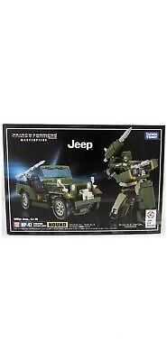 Hasbro Takara Tomy Transformers Masterpiece MP-47 HOUND Jeep G1 Sealed