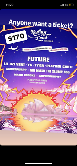Rolling loud Canberra City North Canberra Preview