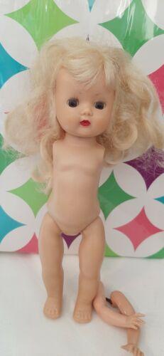 1950 s Vintage NANCY ANN MUFFIE 8 Doll Needs TLC - $30.00