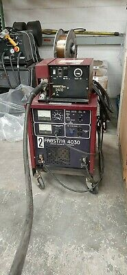Thermal Arc Fabstar 4030 Mig Welder