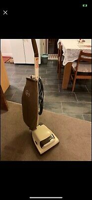 Vintage Exclusive Hoover Vacuum Cleaner Retro Working Upright