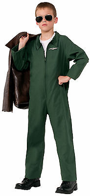 Child Air Force Top Gun Aviator Costume  (Top Gun Costume Kids)