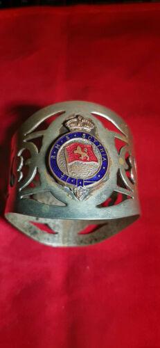 RMS Scythia Napkin Ring Cunard Line