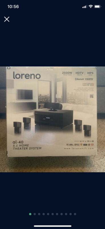 home theater system bluetooth wireless