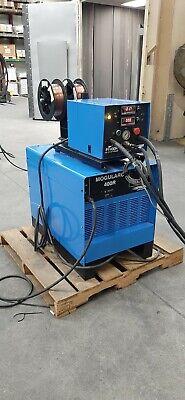 Praxair Tafa Bp-400 Arc Spray Unit Thermal Spray Flame Spray Spray Weld