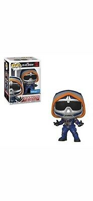 Funko POP!: Marvel: Viuda Negra: Taskmaster Exclusivo